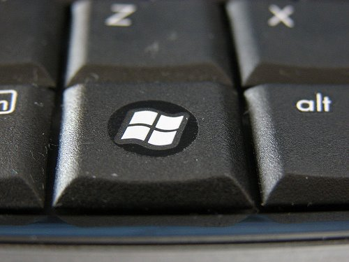 how to find windows key on laptop
