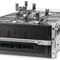 HP Moonshot System  –  Atom-based Servers from HP