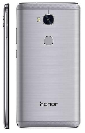honor 5x back side