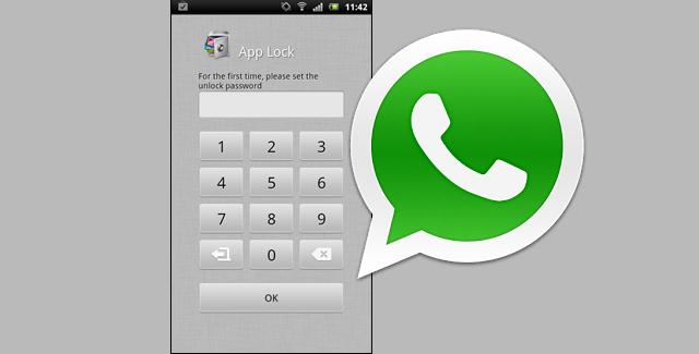 applock whatsapp