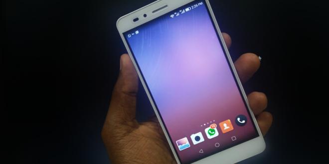 Huawei Honor 5X  white